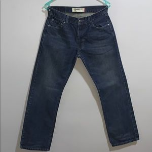 Levi Strauss & Co. Men's Straight Fit Jeans
